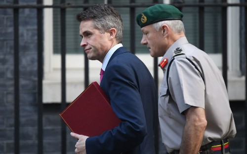 Former Chinese diplomat says British cannot accept loss of the empire in fresh rebuke to Gavin Williamson