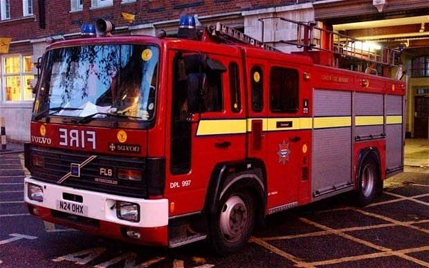 'Uber for fire engines' to speed up emergency response in London