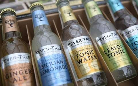 Fizzing Fever-Tree sets its sights on America
