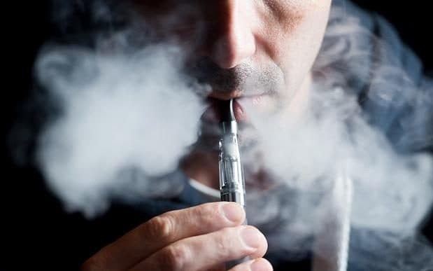 Vaping as bad for your heart as smoking cigarettes, study finds