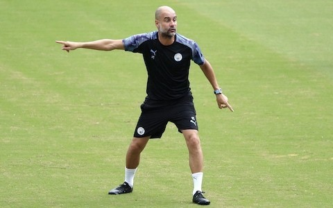 Pep Guardiola: Manchester City want another centre-back but we may not have the money for one