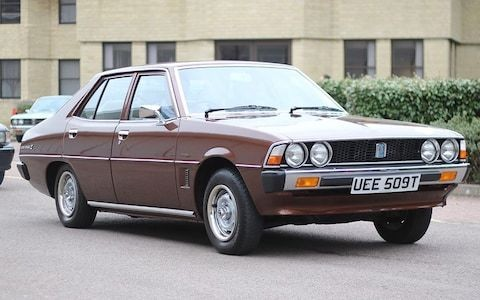 UK's rarest cars: 1978 Mitsubishi Colt Sigma, one of only two left on British roads