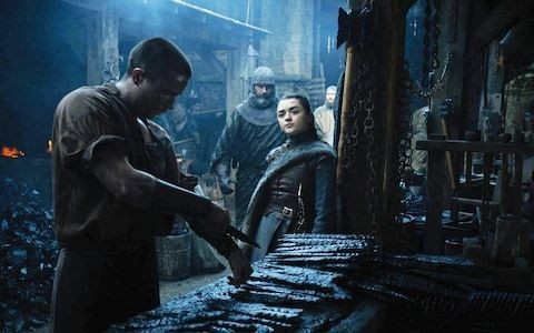 Game of Thrones: Did Arya and Gendry have the show's greatest sex scene?