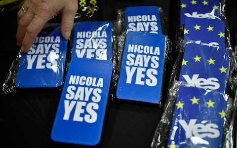 Blow for Nicola Sturgeon as election watchdog says it must review indyref2 question