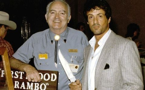 'It's the most iconic knife of all time': the story behind Rambo's First Blood blade
