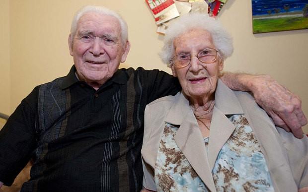 Second World War camp survivor and wife both die on 76th wedding anniversary