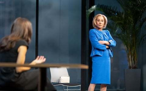 Two Ladies review, Bridge Theatre, London SE1: with First Ladies this compelling, who needs the Presidents?