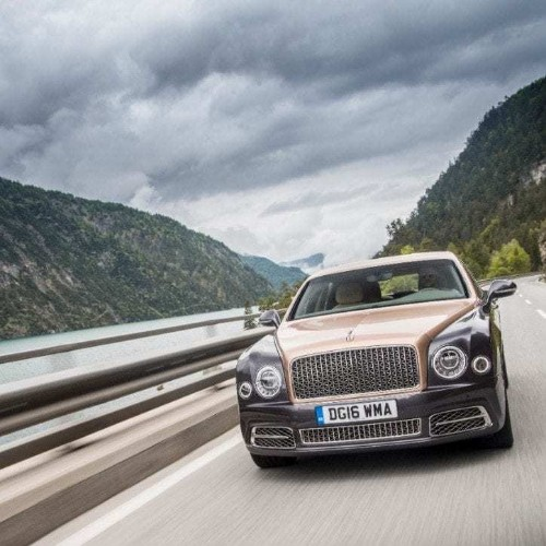 First drive of the new Bentley Mulsanne: as British as the Empire and twice as big