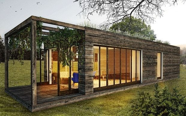 Are prefab boxes the answer to Britain's severe housing shortage?