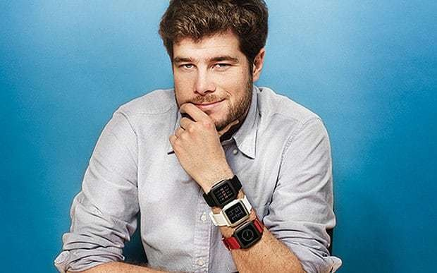 Pebble CEO Eric Migicovsky: 'Some people don't need a smartwatch'