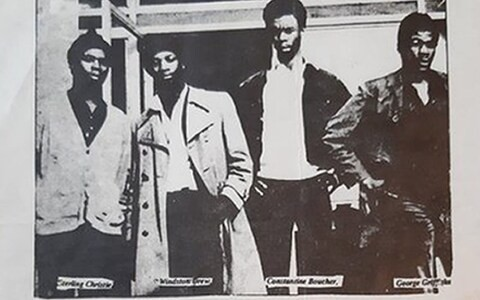 The Oval Four finally have mugging convictions quashed after almost 50-years