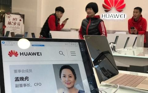 Pressure mounts on Huawei with threat of increased US sanctions