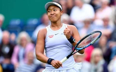 Naomi Osaka admits to 'screaming on the inside' as she treats Birmingham to latest act of brinkmanship