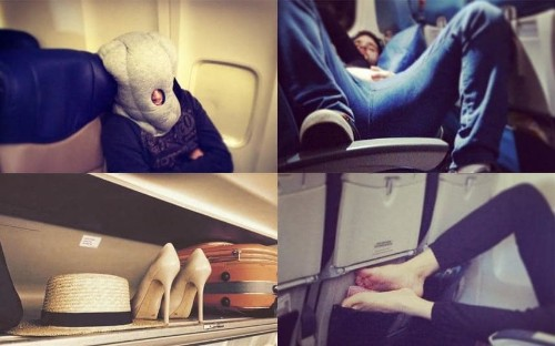 24 in-flight crimes that should have you kicked off a plane