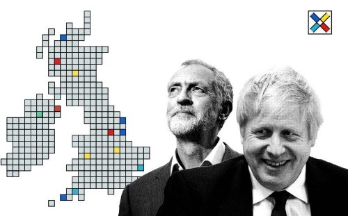 Live general election results 2019: latest maps, local constituency results and exit poll analysis