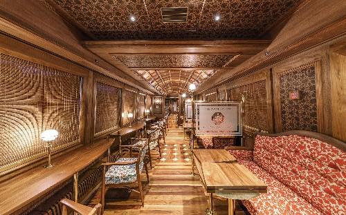 The world's most luxurious train journeys