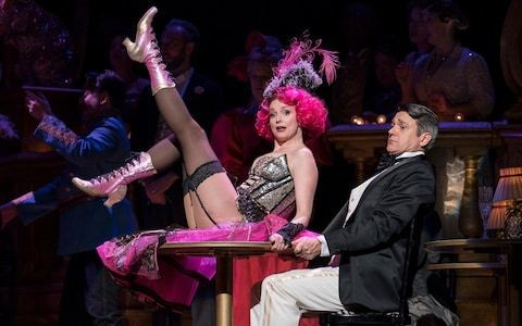 The Merry Widow, London Coliseum review: Sarah Tynan charms in ENO's big, broad hit