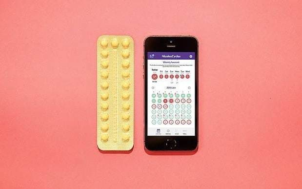 Could an app really replace the contraceptive pill?