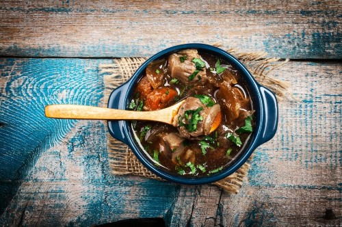One pot wonders: simple, warming, cook-ahead meals to feed a hungry family
