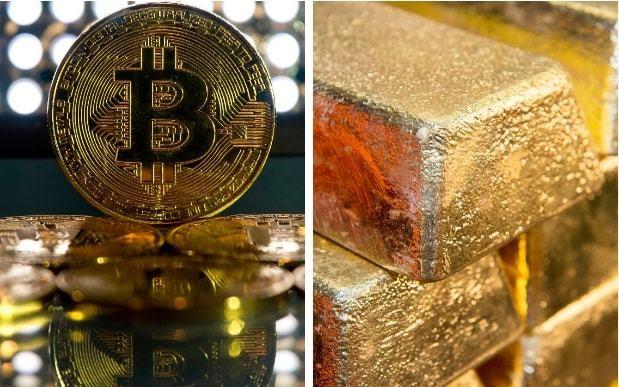 Bitcoin could be the new gold, says JP Morgan