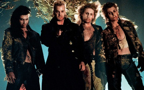 The making of The Lost Boys: 'It was insane – like a non-stop rave'
