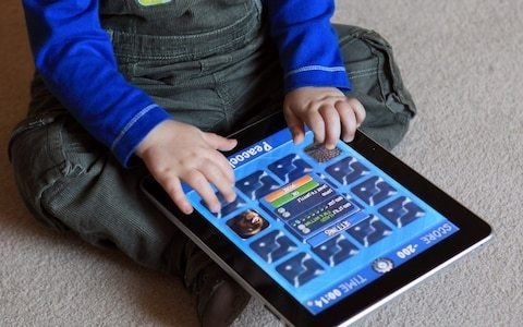More than two hours screentime a day could damage children's brain development