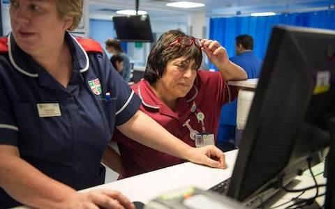 Bank Holiday heatwave could fill hospitals to 'bursting', medics warn