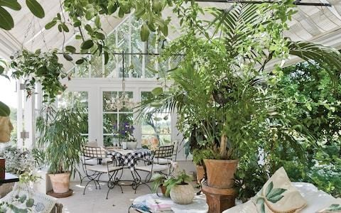 Take interiors inspiration from Meghan and Kate – add an orangery