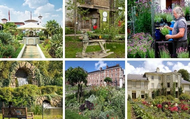 Best London gardens to visit