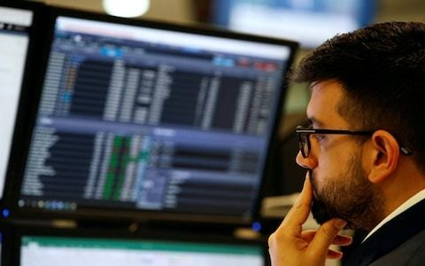 Record numbers seek safety in bonds as recession looms