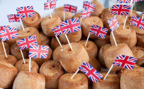 A feast of British foods protected by EU law