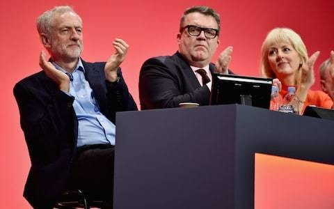 Tom Watson challenges Jeremy Corbyn over Labour anti-Semitism