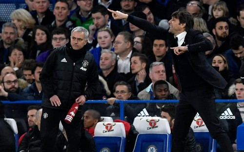 How Antonio Conte ripped up the Jose Mourinho blueprint at Chelsea