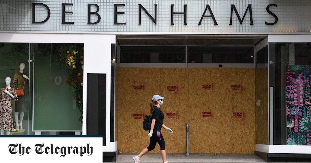 JD Sports advances talks on Debenhams bid