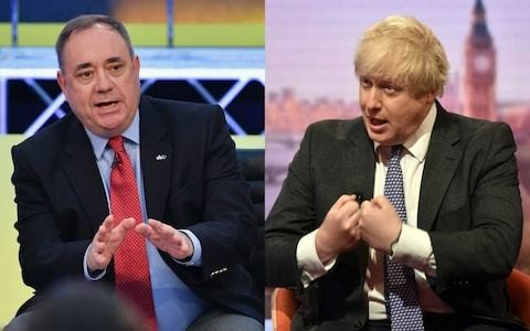 Boris Johnson and Alex Salmond to be grilled at Telegraph Brexit debate by YouTube star bloggers Jamal Edwards and Louise Pentland