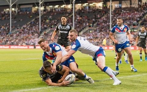 Great Britain second best against New Zealand again as disastrous tour continues
