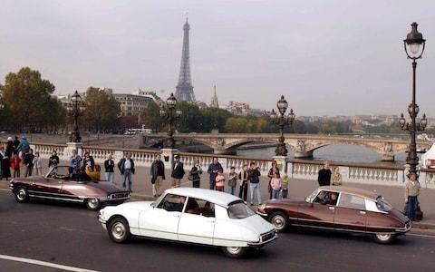 Driving a deity: celebrating Citroen's centenary with the heavenly DS
