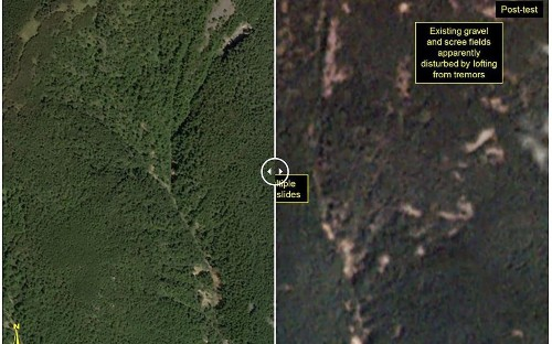North Korea's nuclear test site is 'a wasteland with deformed babies'