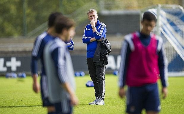 David Moyes: Sir Alex Ferguson backed me to take Real Sociedad job after Manchester United failure