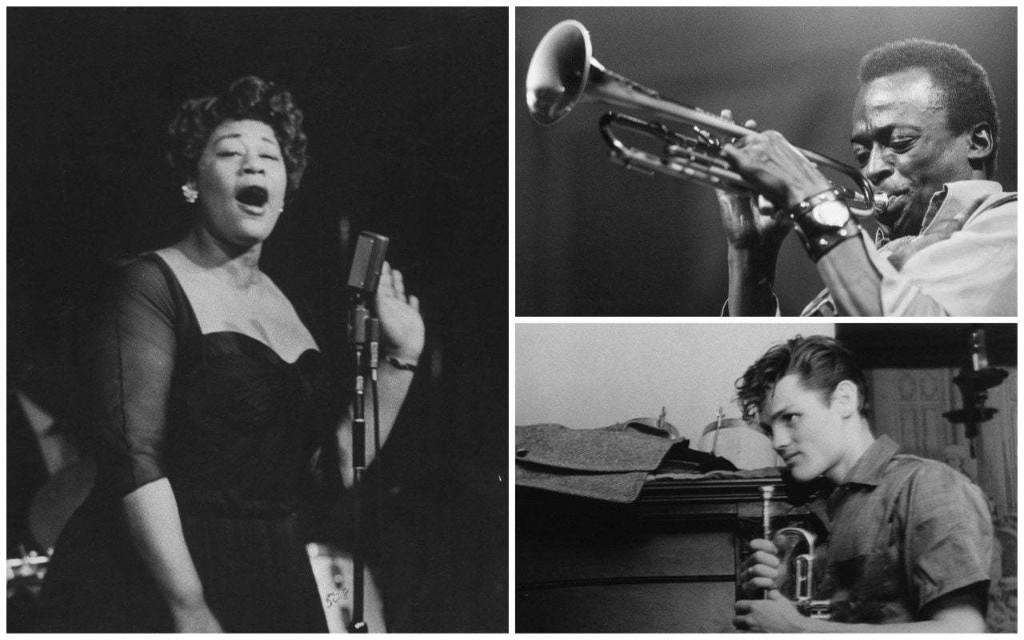 The 100 greatest jazz recordings