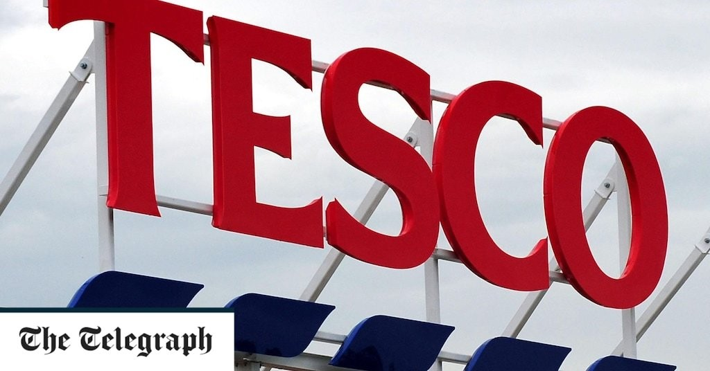 Tesco under fire for 'self-centred' business rates move