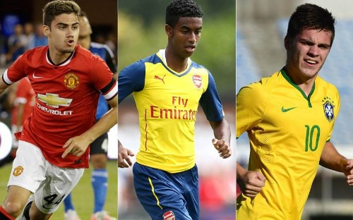 Reece Oxford and the best Premier League youth prospects - in pictures - Telegraph