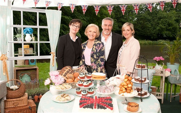 Great British Bake Off: Our dirty-minded pleasure in soggy bottoms