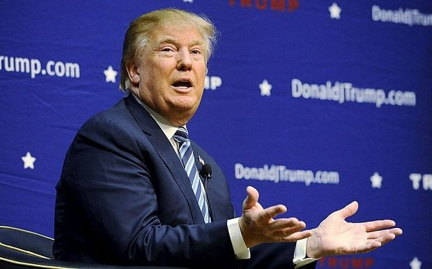 Donald Trump repeats discredited claims that US Muslims 'celebrated' 9/11 attacks