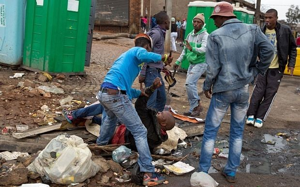South African government vows swift action against xenophobic attackers