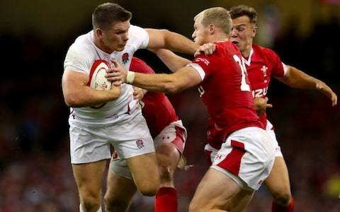 Wales present a strong case for the defence as England attack stutters