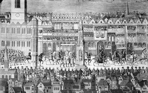 17 remarkable things you probably didn't know about Tudor London