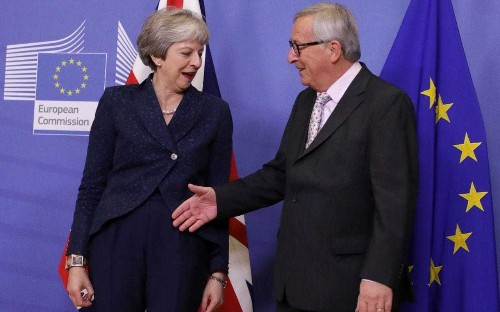 Cabinet and EU plot 11th-hour alternatives to Theresa May's deal as leaders meet in Brussels