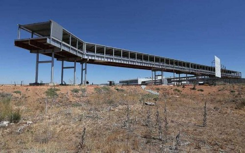 Spanish 'ghost airport' up for sale