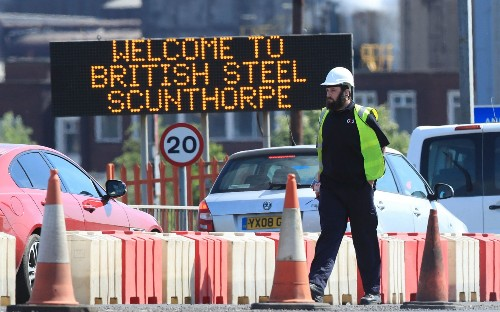 Chinese firm Jingye to axe 10pc of British Steel workforce